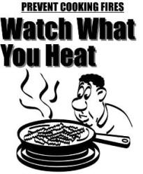 Cooking And Grilling Safety Tips City Of Lawrence Kansas