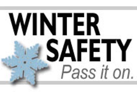 Winter Safety Tips City Of Lawrence Kansas