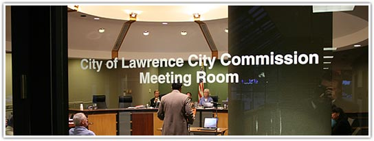 City Commission Meeting Room
