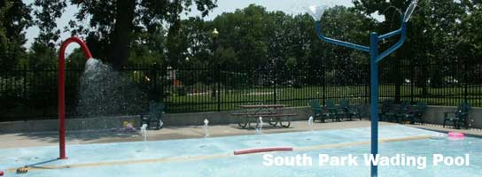 South Park Wading Pool