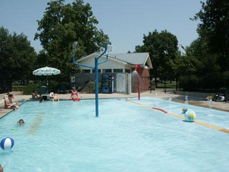 South Park Wading Pool City Of Lawrence Kansas