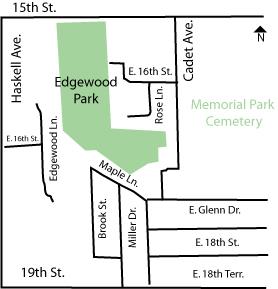 Edgewood Park Directions