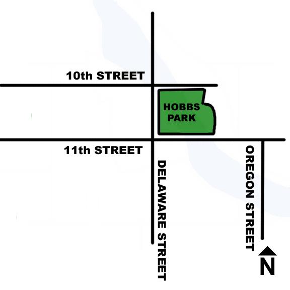 Hobbs Park Directions