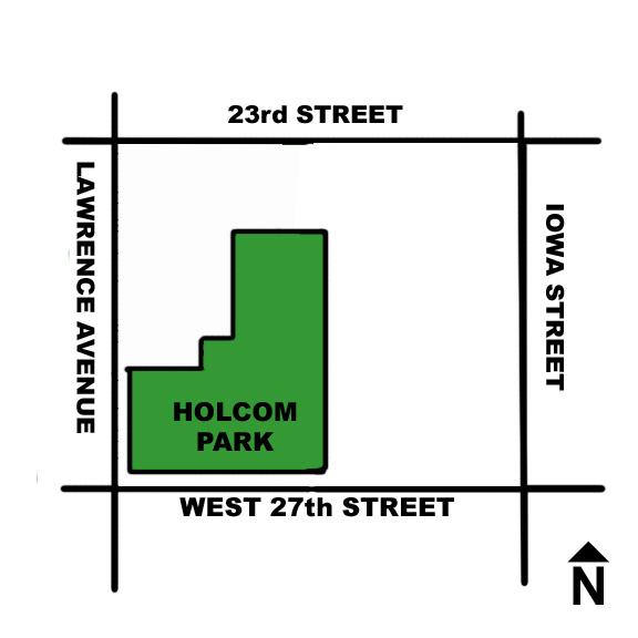 Holcom Park Directions