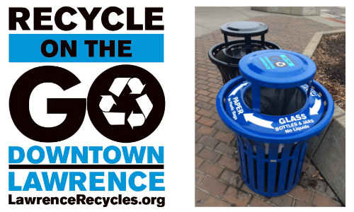 Downtown Recycle on go