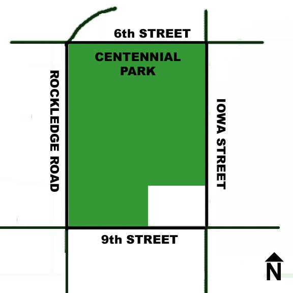 Centennial Park Directions